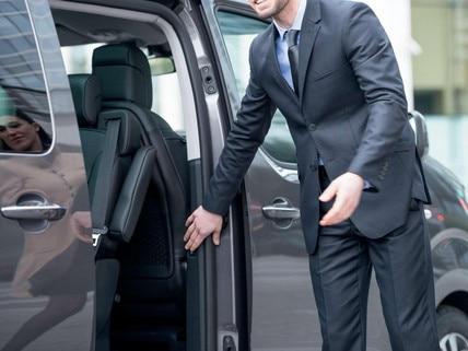 PEUGEOT Traveller Business : portes coulissantes