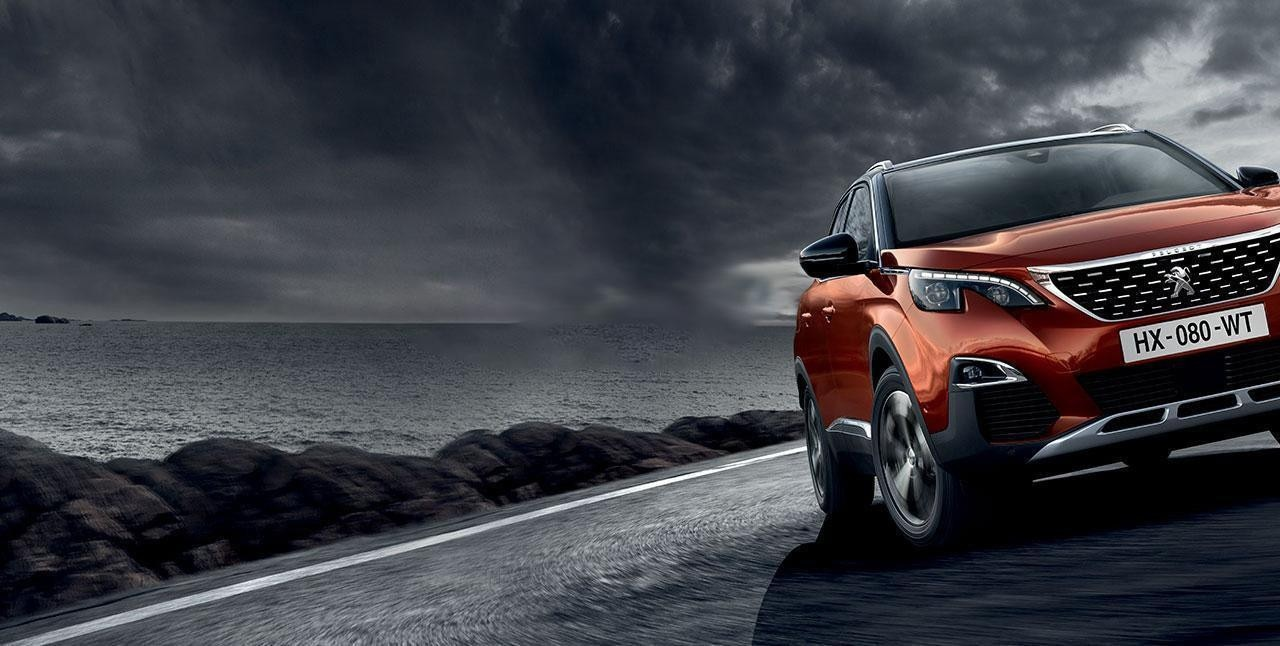 PEUGEOT 3008 SUV BUSINESS LINE