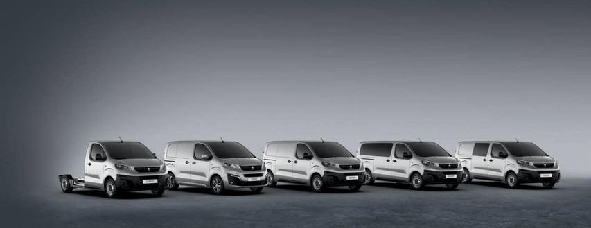 Peugeot Expert : adaptation