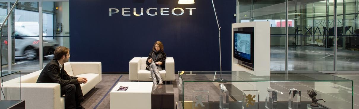 Peugeot Professional Center