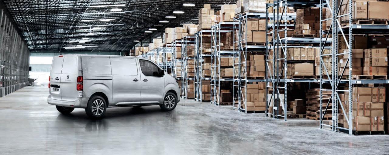Peugeot Expert : design exterieur