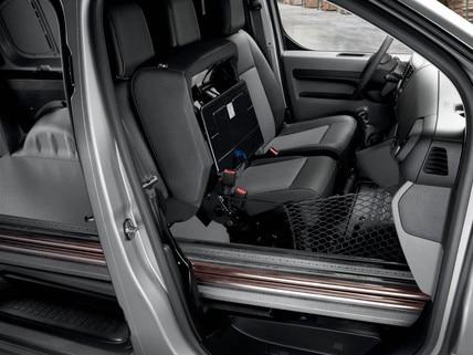 Peugeot Expert : Moduwork