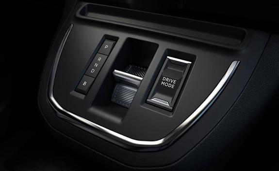 Nouveau PEUGEOT e-Traveller Business – Console Modes de conduite
