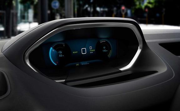 Nouveau PEUGEOT e-PARTNER i-Cockpit dalle écran numérique haute définition 10 pouces