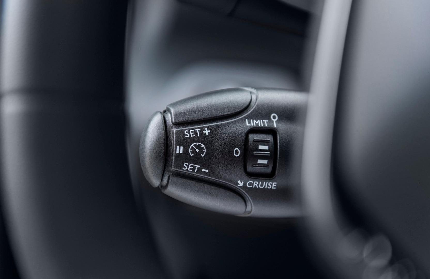 NOUVEAU PEUGEOT PARTNER: profitez du confort simple du régulateur ou limiteur de vitesse
